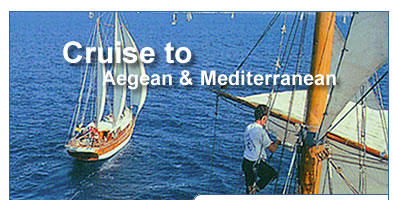Cruise to the wonderful sites of Turkey. Taste history, nature and beauty of Aegean.